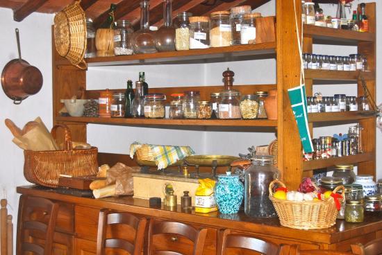 Toscana Mia kitchen - Picture of Toscana Mia, Gaiole in Chianti ...