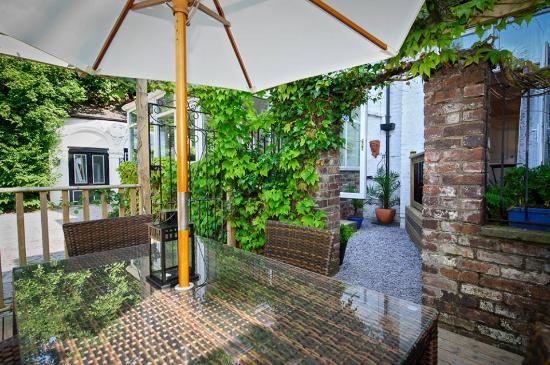 Sale, UK: The Garden Apartment