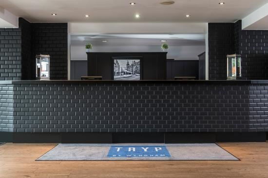 TRYP by Wyndham Berlin City East: Reception