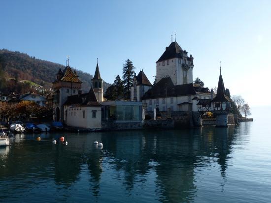 Oberhofen am Thunersee, Suíça: Gesamtansicht