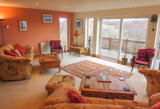Dervaig, UK: Guest Lounge