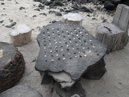Honaunau, Hawái: Ancient game