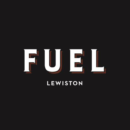 Lewiston, ME: Fuel Logo