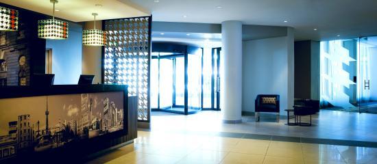 Garden Court Milpark: Lobby / Entrance
