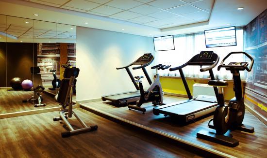 Garden Court Milpark: Fitness Centre