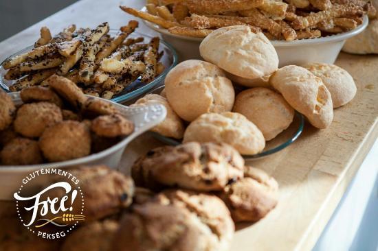 Free! Gluten free Bakery
