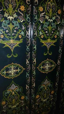 Riad Salam Fes: Superbe endroit .. une des milles et une nuit ..agréable réception ... dinnêr de lux ... archite