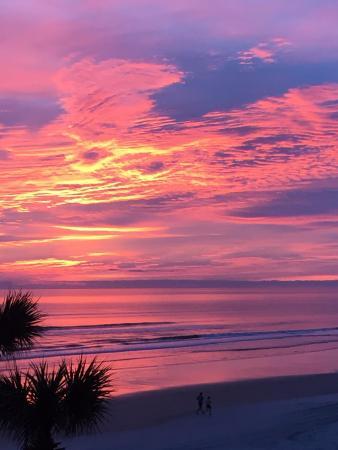新士麥那海灘張圖片