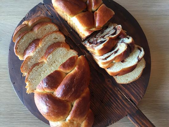 Saugerties, estado de Nueva York: Fresh Baked Challah