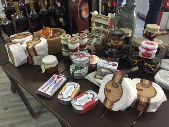 Vila Verde, Portugal : Chocolate com pimenta