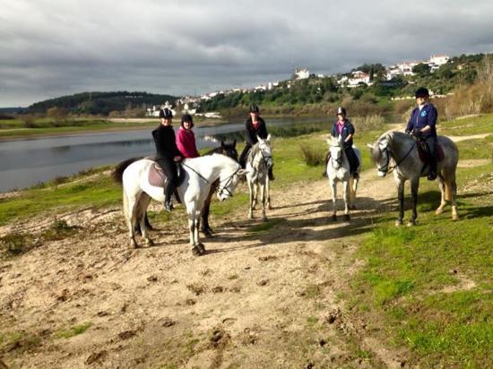 Constancia, Portugal : The River Ride
