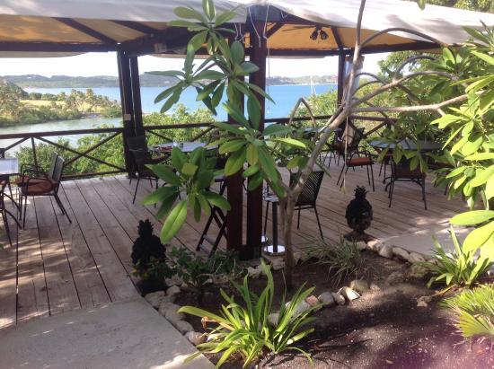Freetown, Antigua: Restaurant/bar