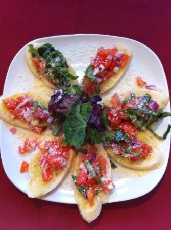 Sutter Creek, CA: Bruschetta