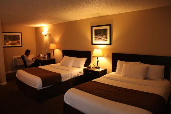 Rimview Inn: Hotel, Motel and Lodging in Billings, Montana