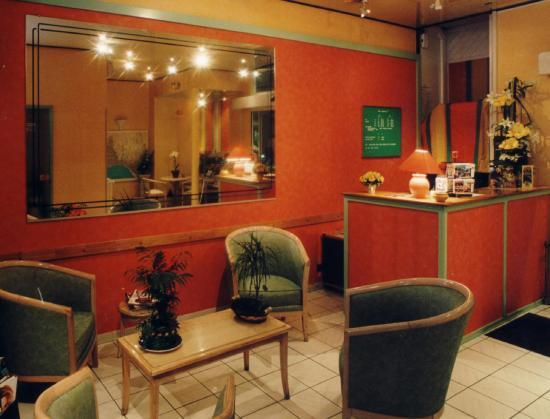 Hotel Amaryllis : RECEPTION