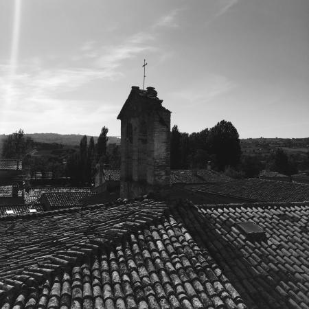 Il Chiostro di Bevagna: I tetti di Bevagna