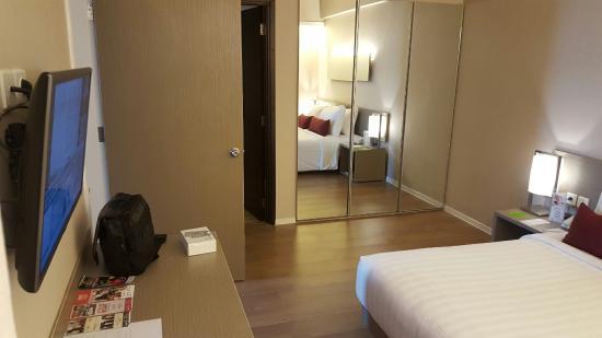 Dumai, Indonesia: Its Junior Suite!