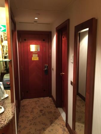 Madinah Hilton: Ageing rooms