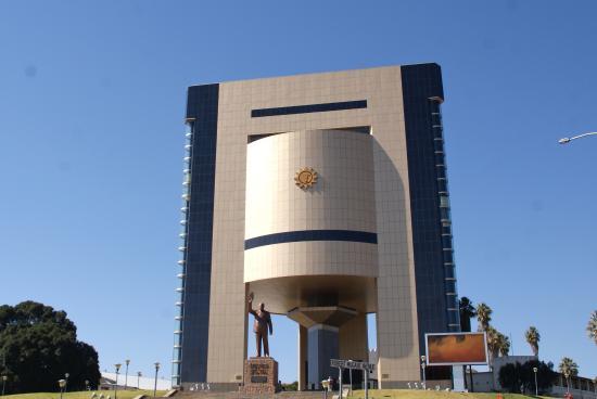 วินด์ฮุก, นามิเบีย: National Museum of Namibia