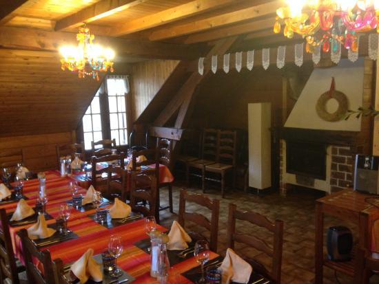 Cluses, ฝรั่งเศส: Notre salle du 1er étage pour réception