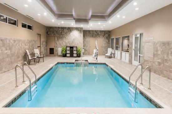 Penn Yan, NY: Enjoy our indoor pool after a day touring the Finger Lakes!