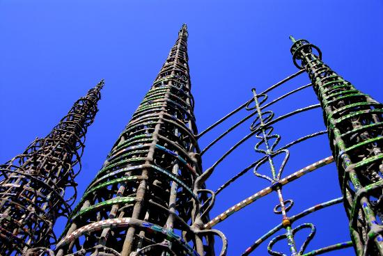 ‪Watts Towers‬