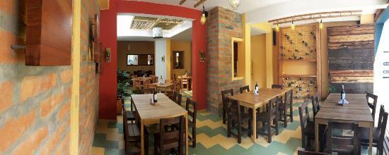 Antioquia Department, Colombia: Gratinato...Un espacio que invita a comer delicioso, conversar y pasar un buen rato