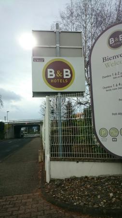B&B Hotel Clermont-Ferrand Le Brezet Aeroport : DSC_2381_large.jpg