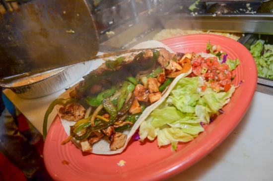 Madison, AL: Burrito Grande