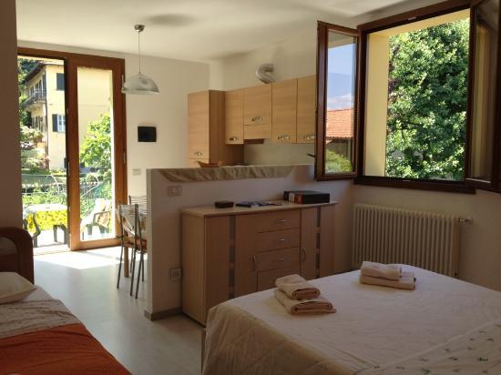 Griante, Italia: Camera Arancio