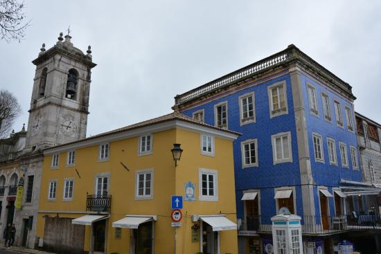 Sao Martinho Church