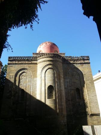 Church of San Cataldo : MARAVILHA. PALERMO