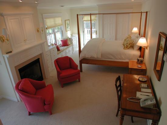 Ephraim, Wisconsin: Luxurious private suites!
