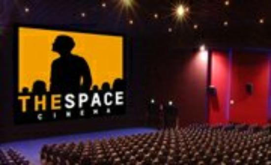 Бейнаско, Италия: The space cinema Beinasco