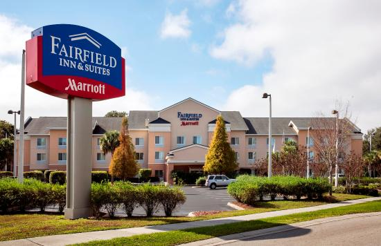 Fairfield Inn & Suites by Marriott Lakeland Plant City: Exterior