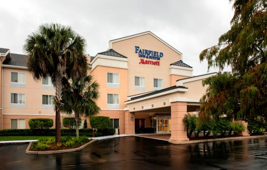 Fairfield Inn & Suites by Marriott Lakeland Plant City: Exterior 2