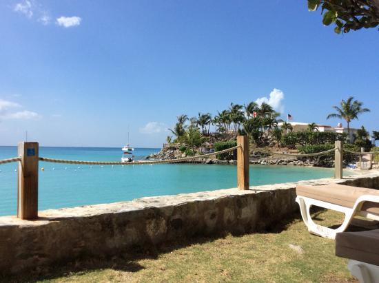 Grand Case Beach Club: Waterview