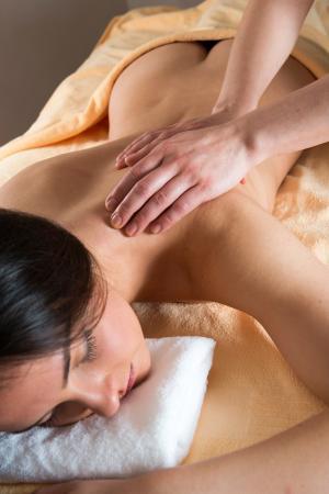Grien : Massagen