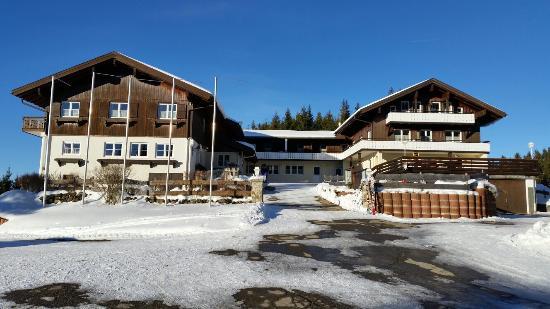 Berghotel Sonnenklause: 20160122_153031_large.jpg