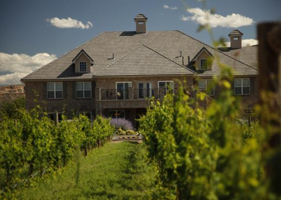 Grand Junction, CO: Chateau and Vineyard