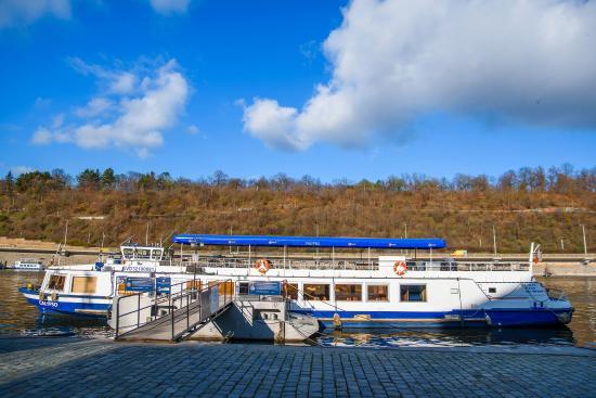Boat Cruise Calypso