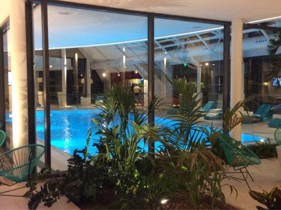 picture of hotel oceania paris roissy. Black Bedroom Furniture Sets. Home Design Ideas