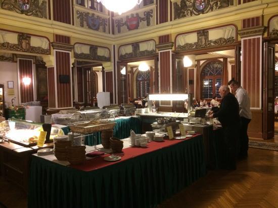 Lillafured, المجر: Hunguest Hotel Palota
