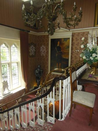 staircase inside of castle hotel leads up to restaurant and meeting rh tripadvisor ie