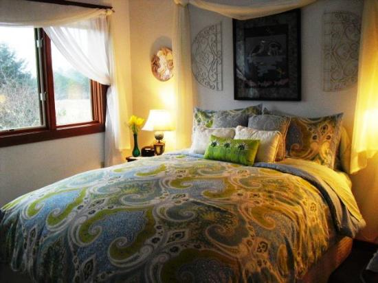 Boreas Bed and Breakfast Inn: The Pacifica faces the Dunes and the Pacific Ocean