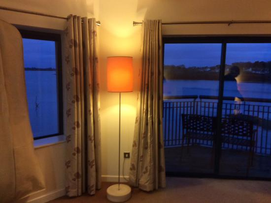 Ferrycarrig, Irlanda: Beautiful room.