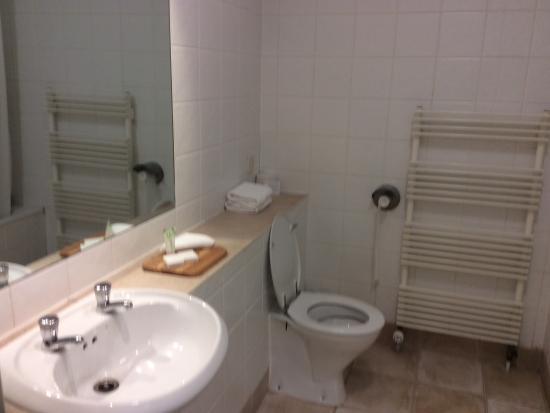 Ferrycarrig, Irlanda: Bathroom