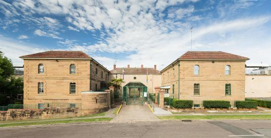 East Maitland, Australia: Unlock the gates of Maitland Gaol
