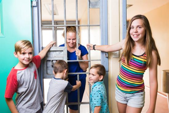 East Maitland, ออสเตรเลีย: A great range of school holidays activities are available. Kids love exploring the gaol