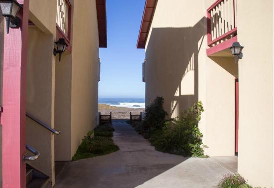 Ocean View Lodge: Exterior